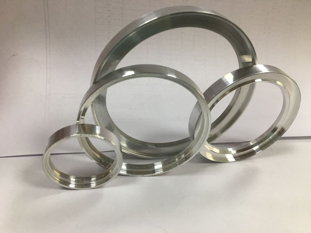 Centering Ring KF Vacuum Fittings  High Precision Requirements For Vacuum Machine Parts