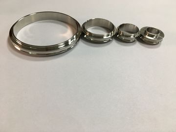 Cnc Machining KF Vacuum Fittings KF Centering Ring Adaptor Odm Service