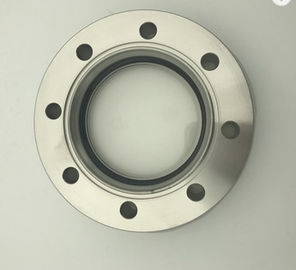 China Casting CF Vacuum Flange  Vacuum Cf Weld Blank Flange Customized Size factory